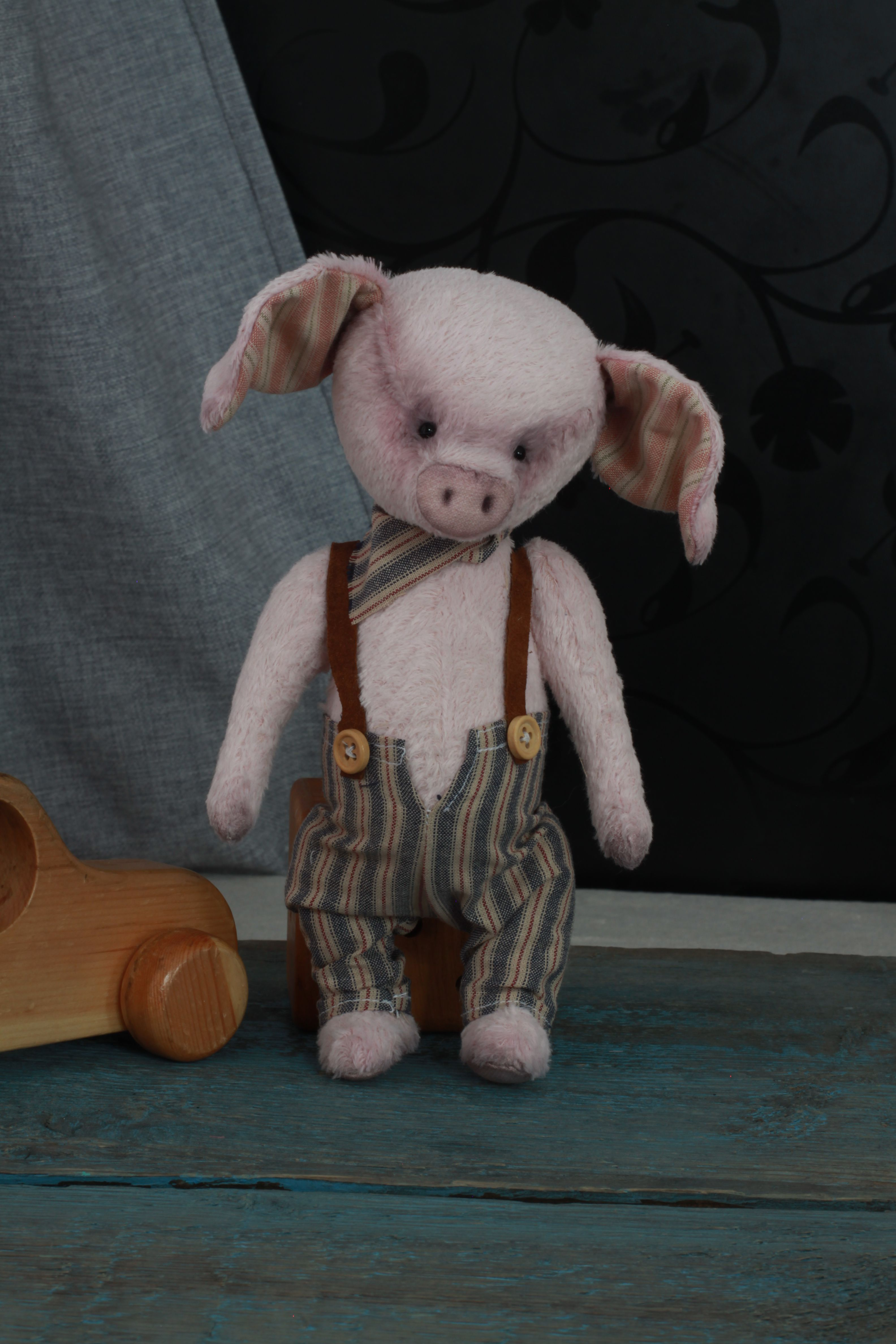 игрушки подарок поросята свинка друзьятедди