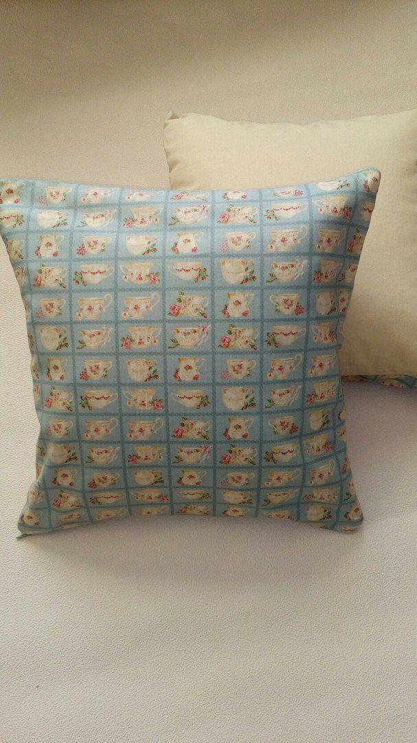 интерьерная подушка подарок декоративная шебби шик