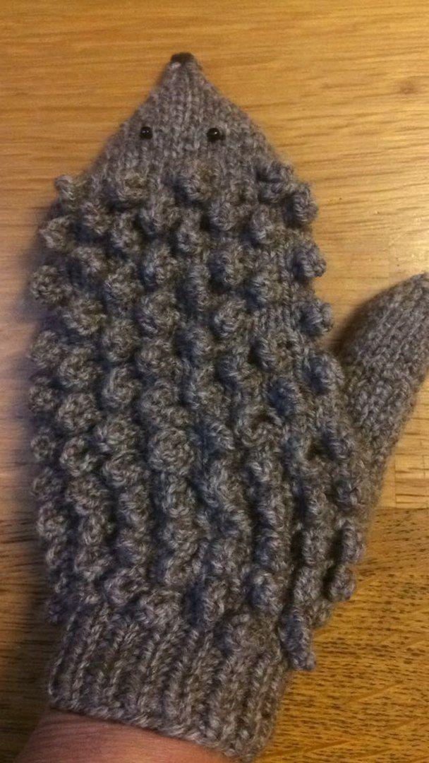 рукавицы ежовые подарок