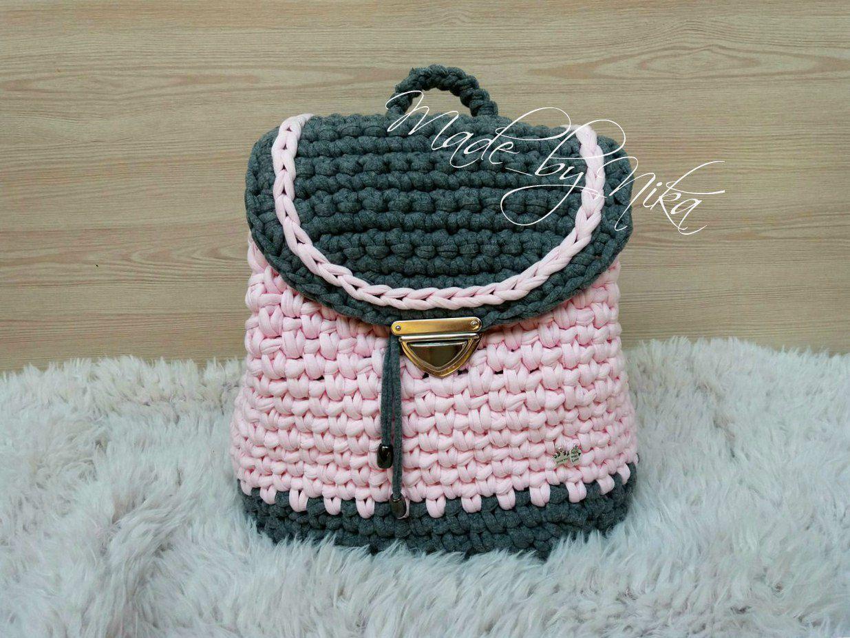 вязаный длядетей вязание длядевушки рюкзак сумка назаказ