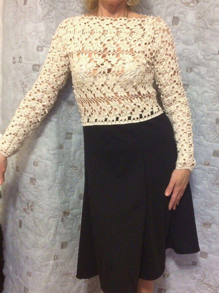 продажа вязание платье кружево ручнаяработа хобби