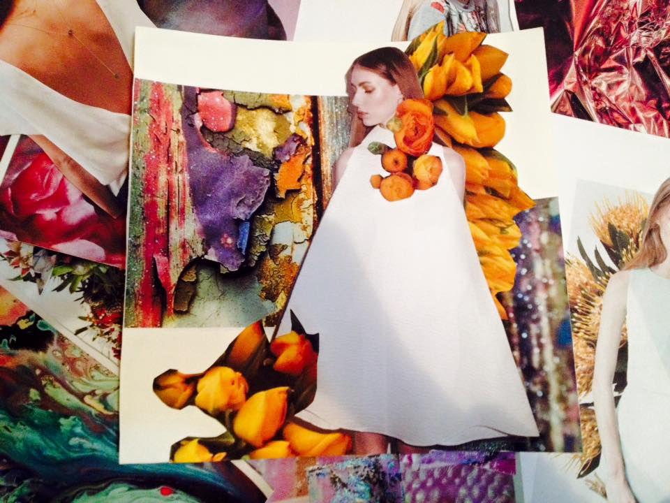 идея art вдохновениеколлаж fashion handmade креатив abbigli хобби
