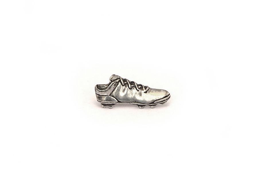 мужчины замок нательный значки серебряный лацкан спорт значок футбол футболисту спортивный кроссовки попарт бабочка аксессуары для бижутерия на заказ хобби стиль