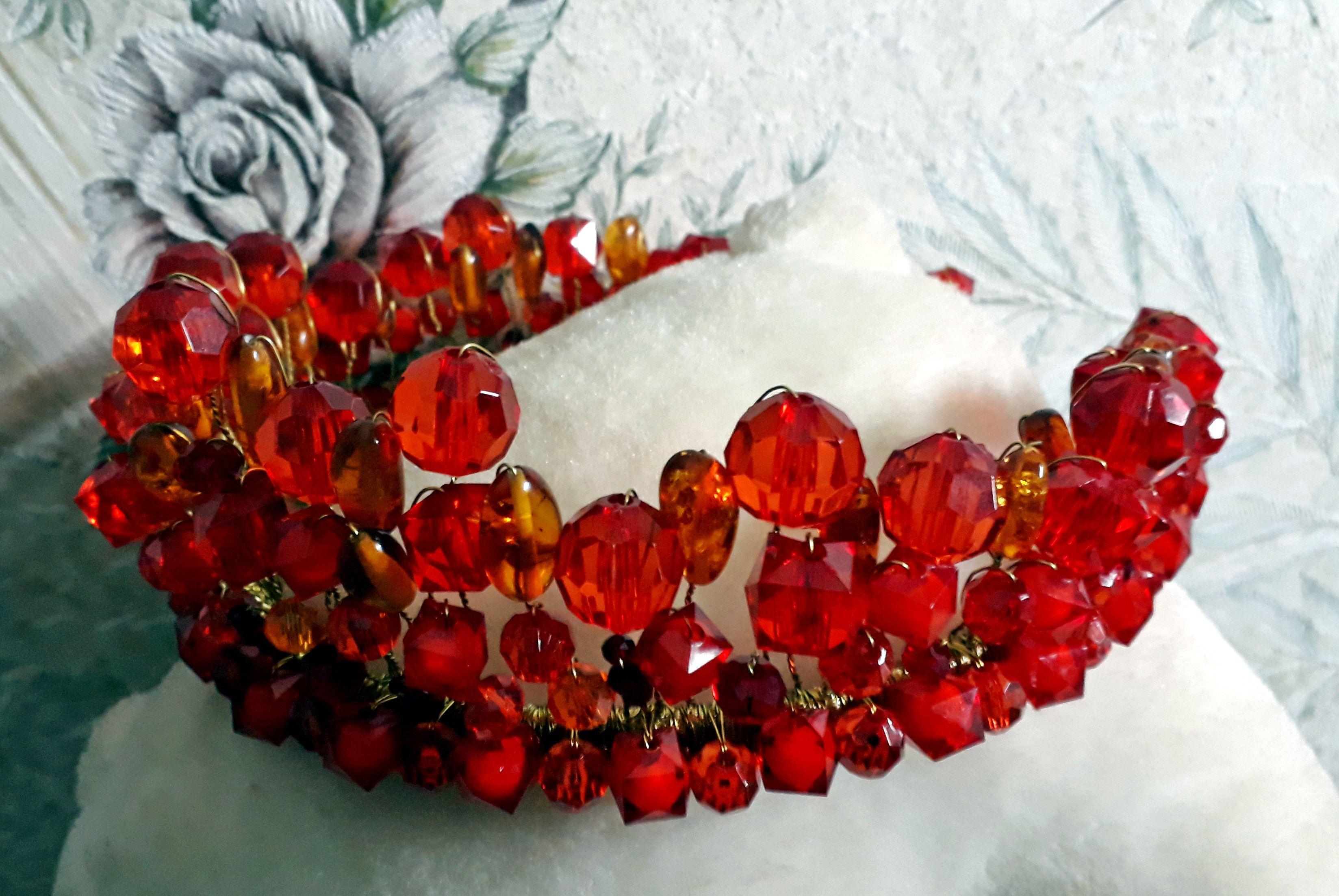 украшениядляволос украшениядляголовы корона красота handmade рукоделие