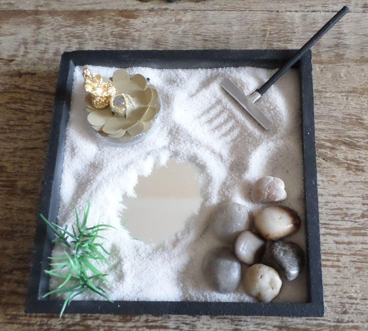 дзен реллакс минисад сад медитация hand made руками своими