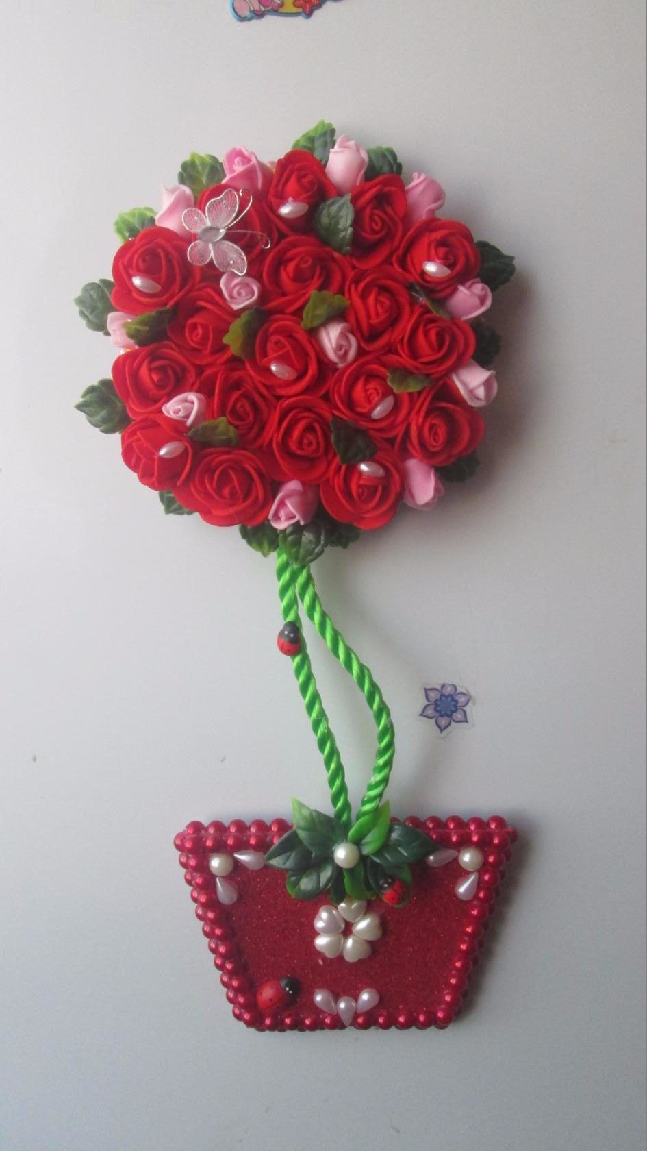 магниты цветы