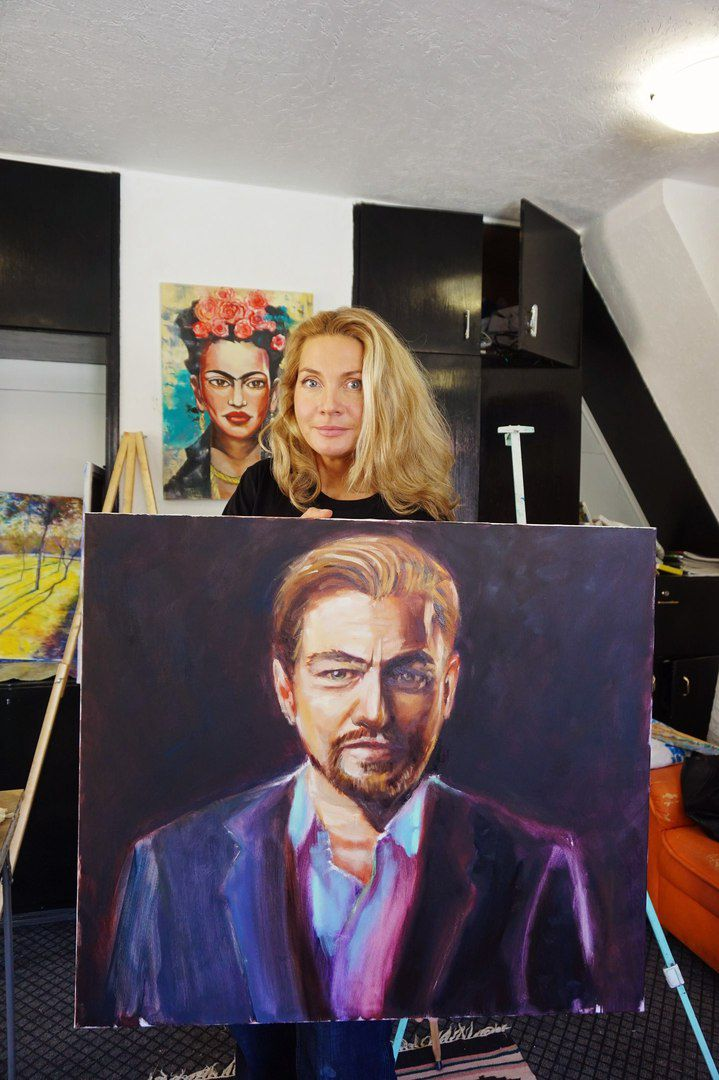 фаza двигает вмассы артстудия живопись искусство севастополь