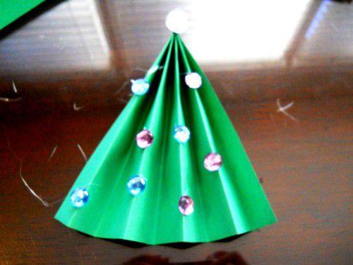 Рождественские открытки своими руками 18