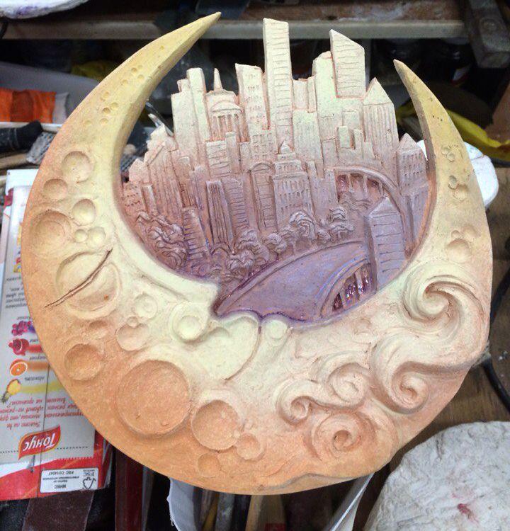 рукоделие скульптура handmade хендмейд хобби креатив abbigli abbigliконкурс ручнаяработа