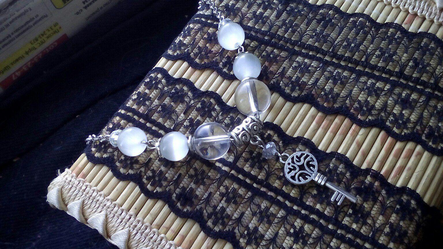 колье handmade бижутерия ручнаяработа украшения
