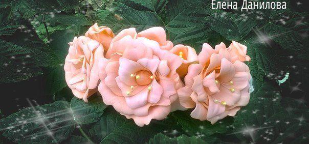 волос цветами украшении цветочный ободок для в с цветы