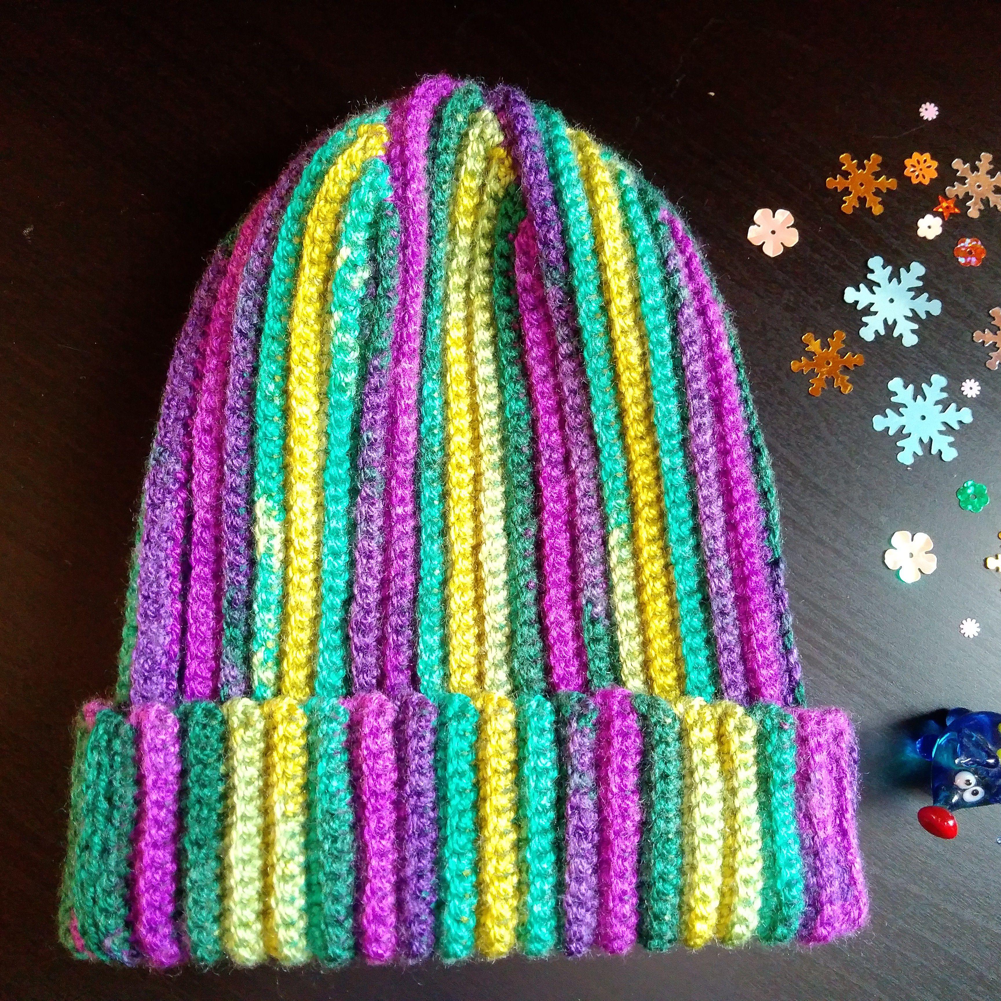 зверошапка вязаные бини шапки
