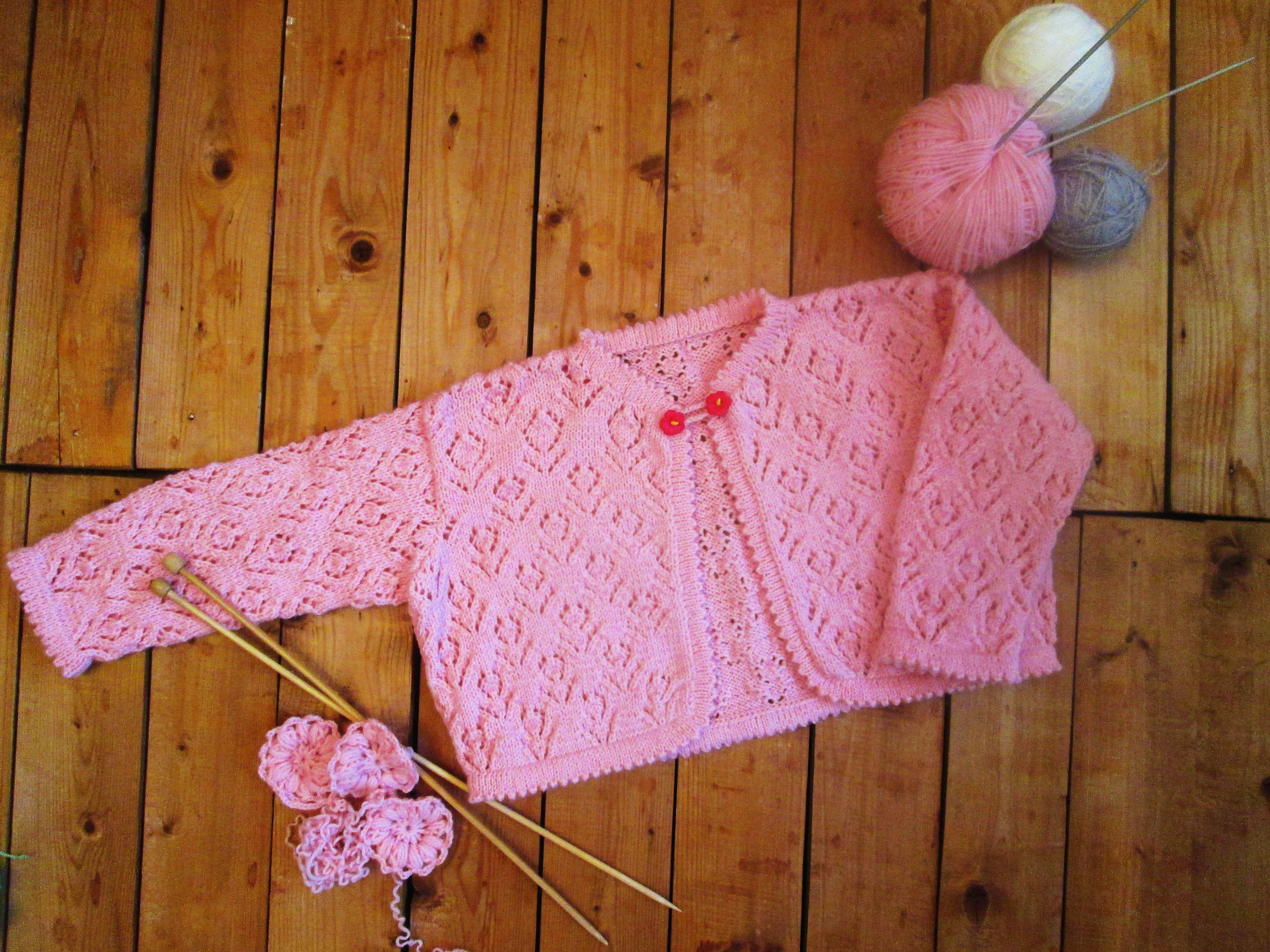 длядевочек ручнаявязка вподарок кофта ручнаяработа вязание вязаное одежда дети спицами