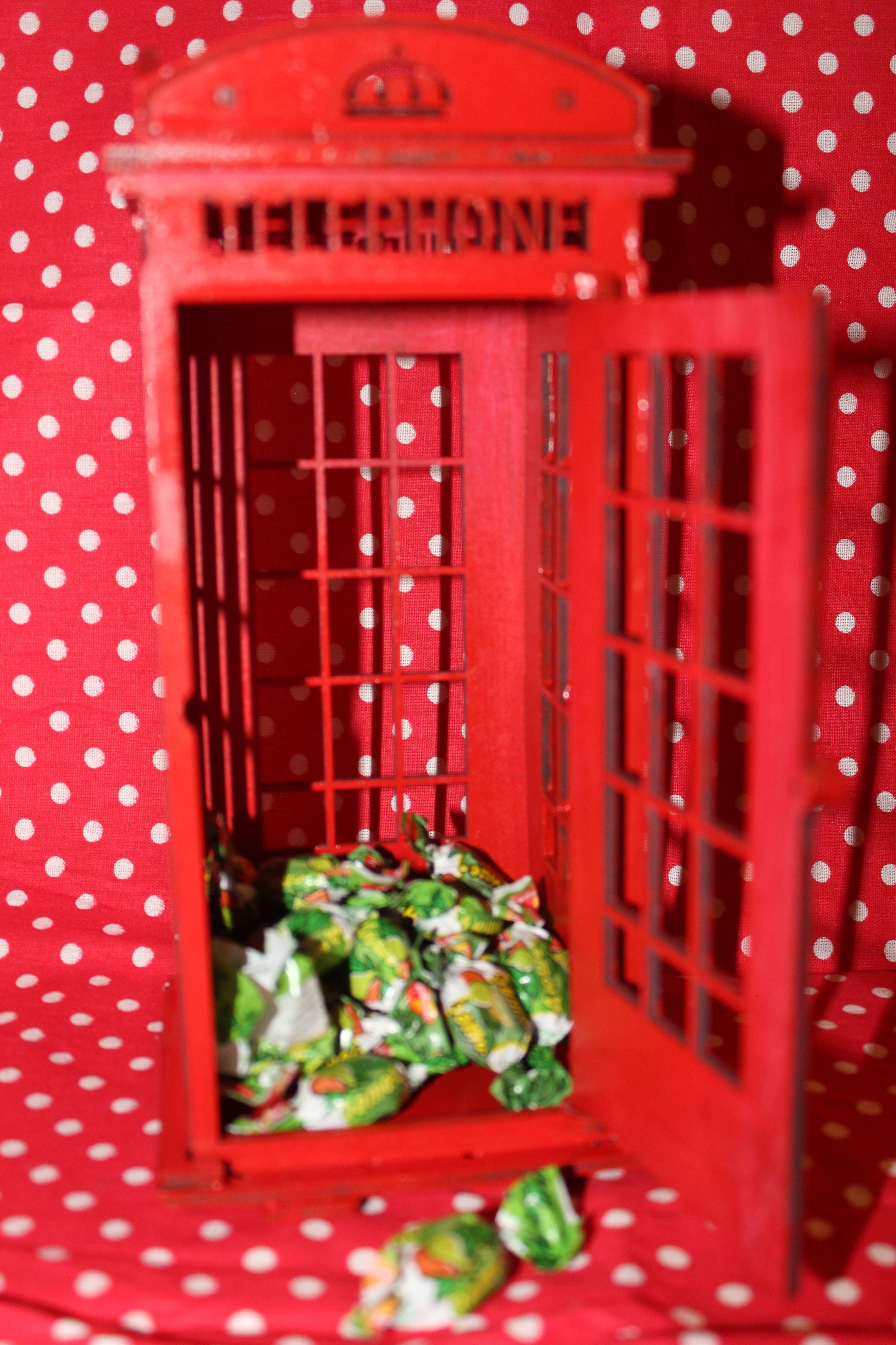 фанеры подарки английский недорогие телефонная будка стиль сувениры английская