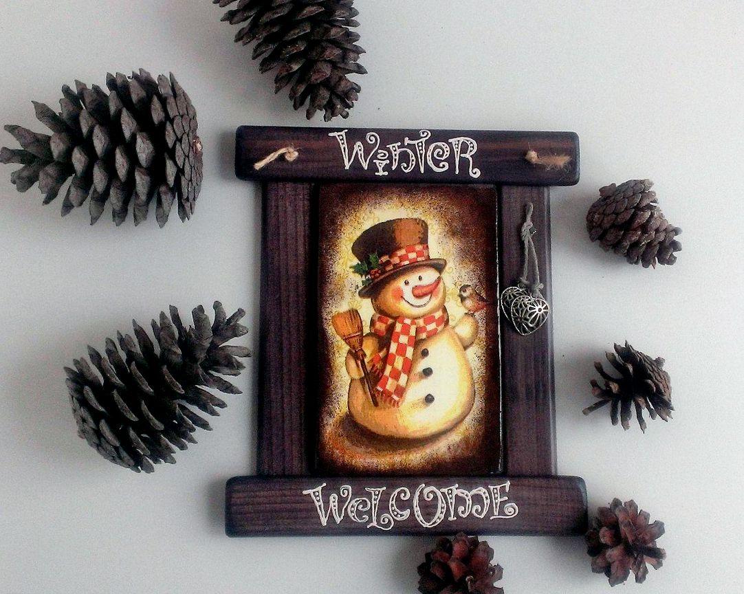 ручнаяработа новыйгод newyear cheerfulstore зима2016 handmade подарки