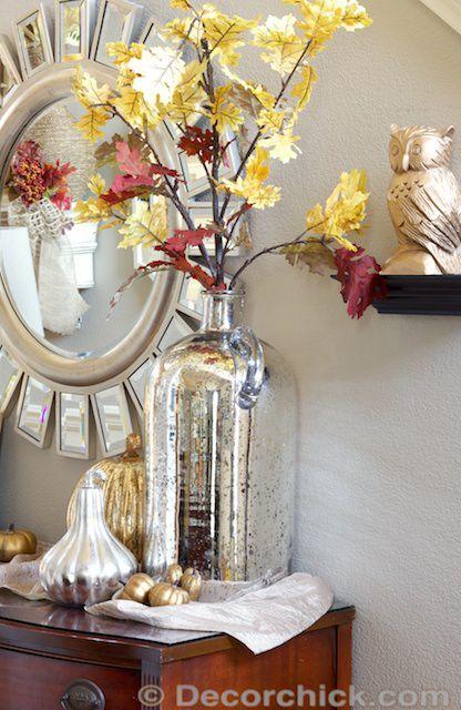 имитацией ртутного банки стекла ваза из с руками своими