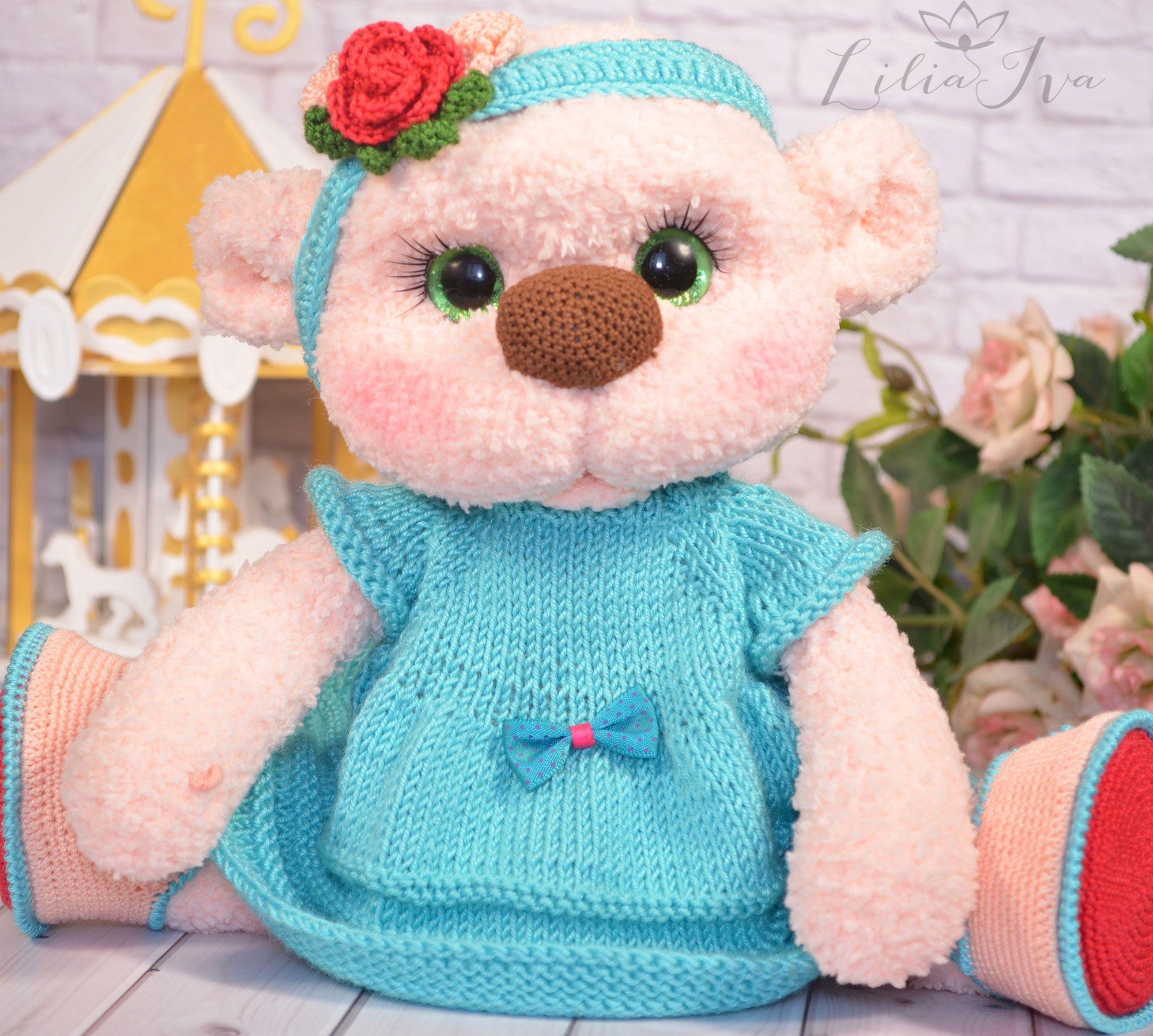 медведь мишка игрушкаручнойработы купитьмишку купитьигрушку мишкатедди мягкаяигрушка амигуруми вязанаяигрушка мишкаручнойработы