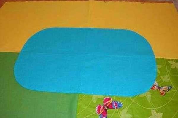 Развивающий коврик своими руками 2