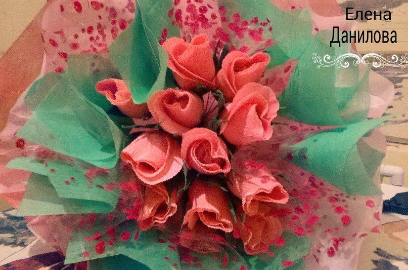 из подарок с букет конфет конфетами сладкий розы