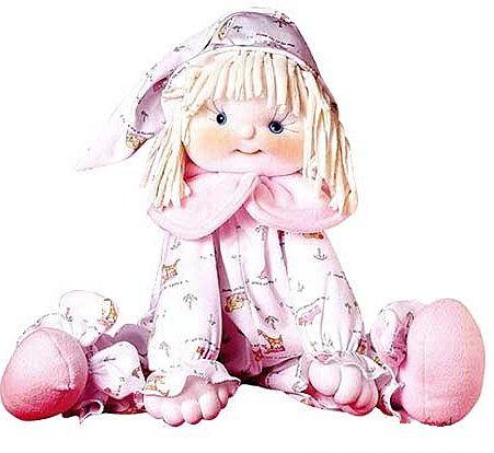 куклы из ткани руками своими
