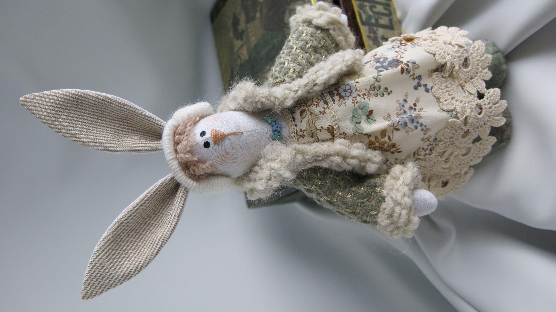 ручнаяработа игрушка интерьер handmade тильда