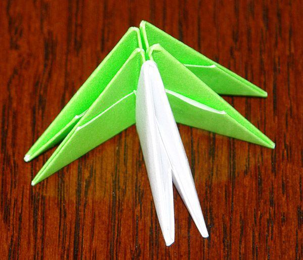 Модульное оригами 8