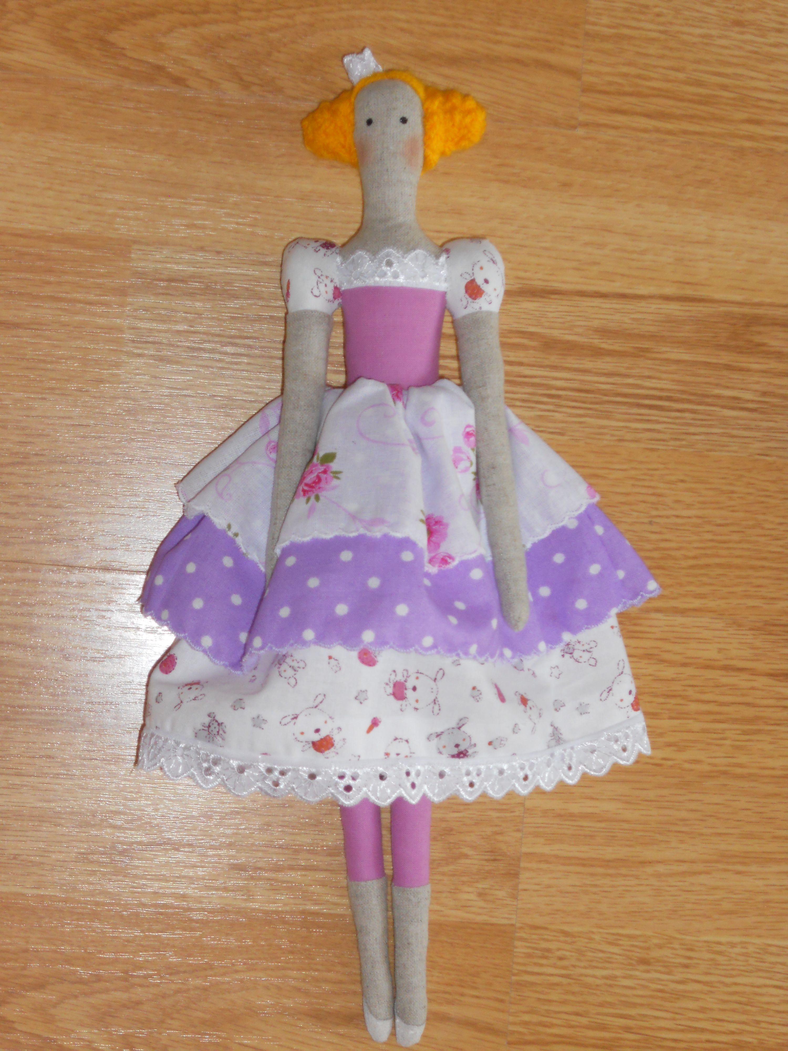 принцесса тильда кукла