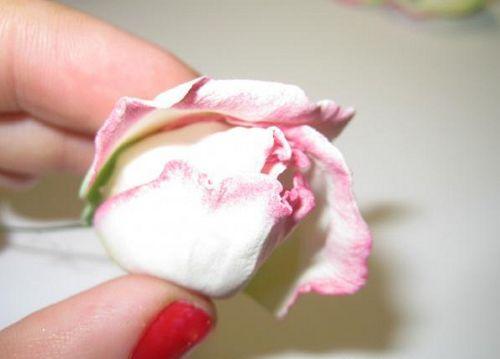 Цветы из фоамирана мастер класс 22