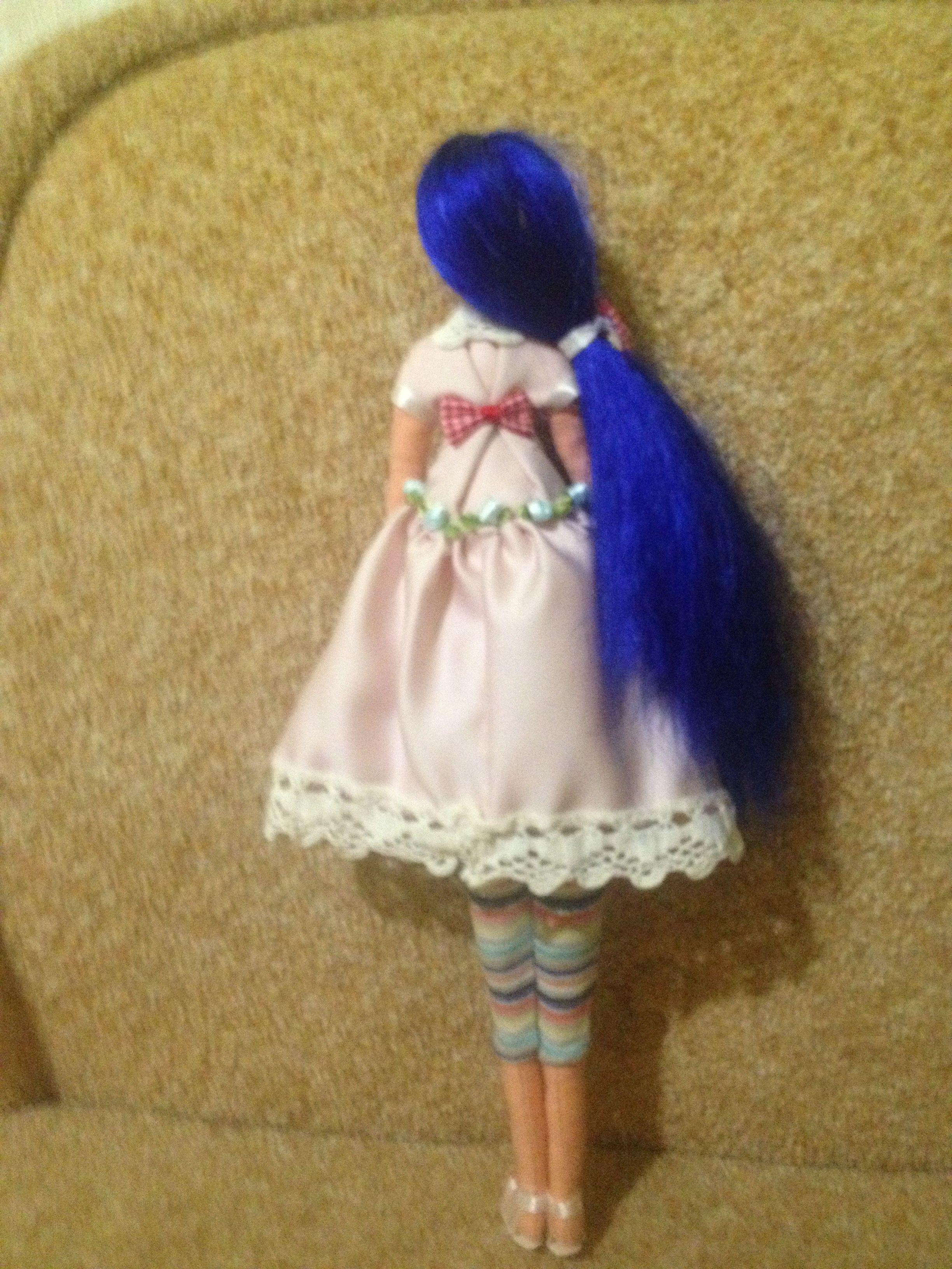 розовое женщине дома декор текстиль тильда красиво кукла работа ручная для волосы ручной работы синие девушке подарок красивая купить платье красивые лучший продам