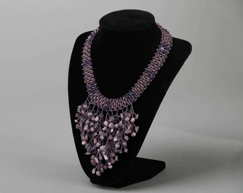 бисер жемчуг камни украшения подарки