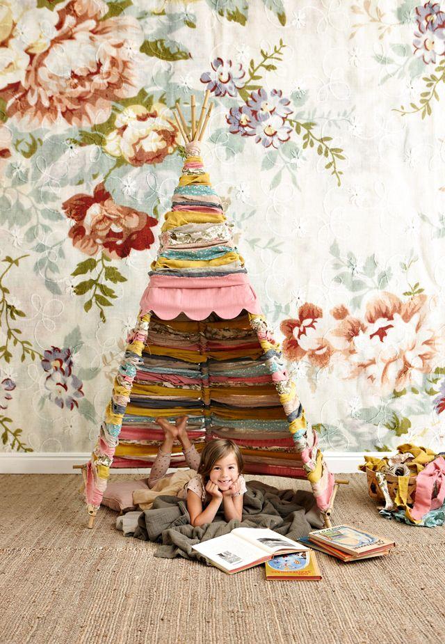 идеи своими занятия комнаты типи для детской руками детьми дети
