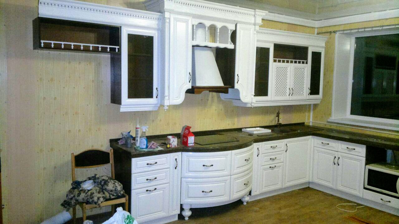 кухонный на дом мебель заказ ремонт шкаф корпусная кухня