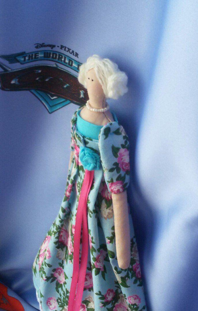 кукла подарок тильда дети
