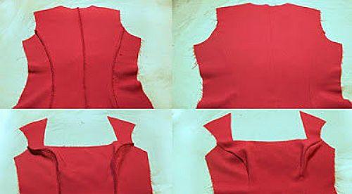 Выкройка платья своими руками 4