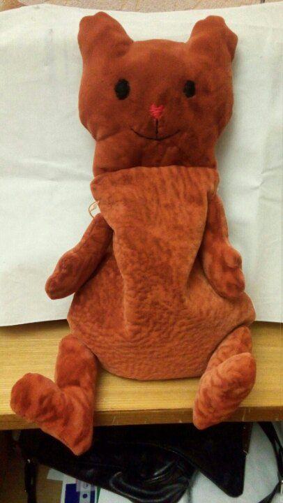 младенец подарок медвежонок грелка игрушка кот тепло