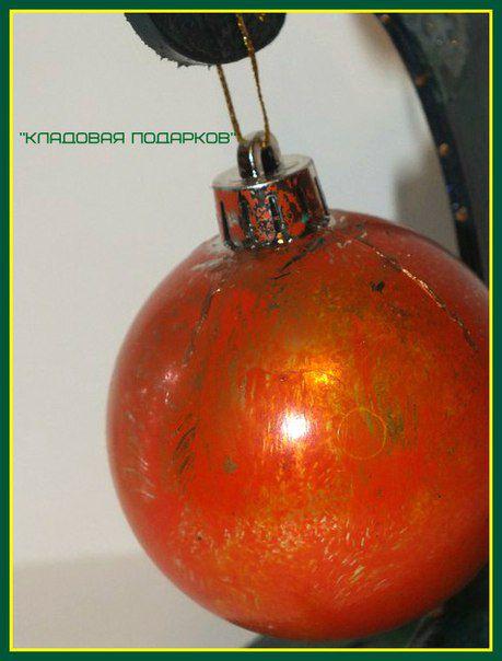 снежинка новый елка ручная шар работа год подарок
