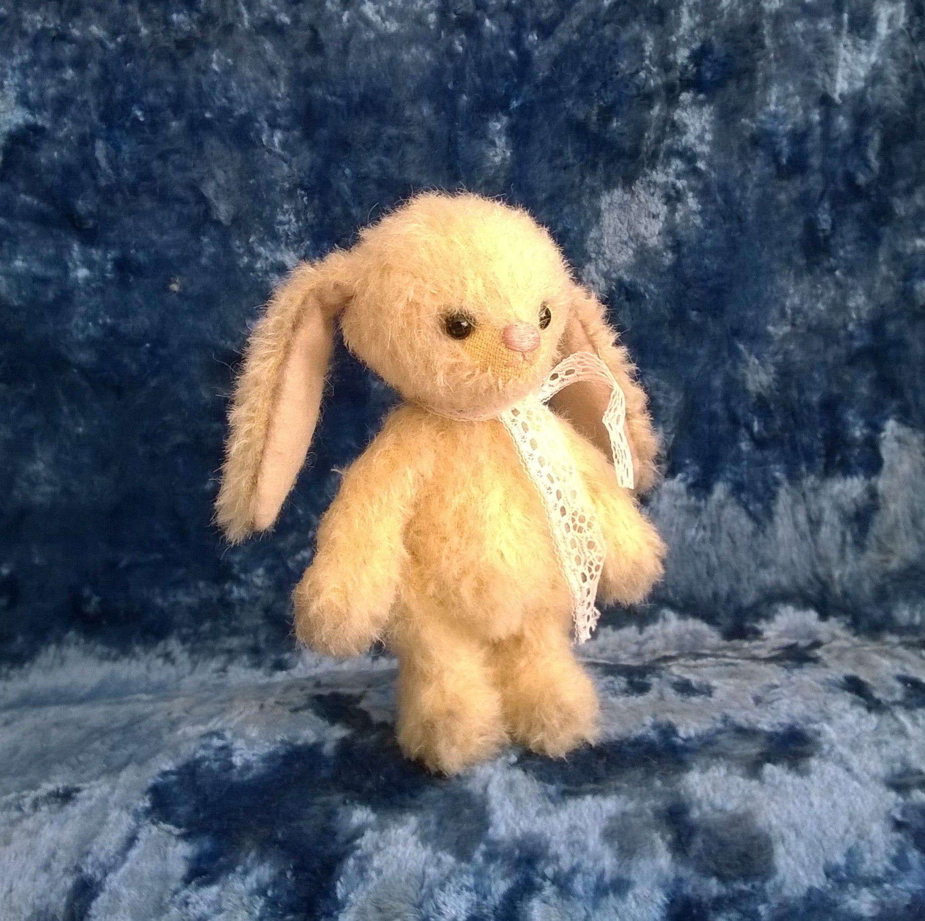 зая теддик теддизаяц заяцтедди пушистыйзая милыйзая другтедди желтый подарок