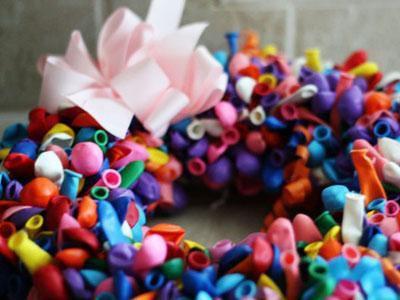 детьми декора воздушные поделки идеи с шарики