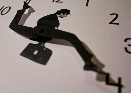 Часы своими руками 24