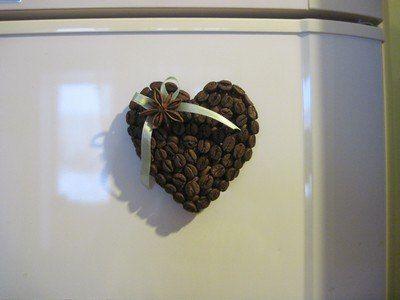 руками день из святого валентина кофе магнит подарки своими