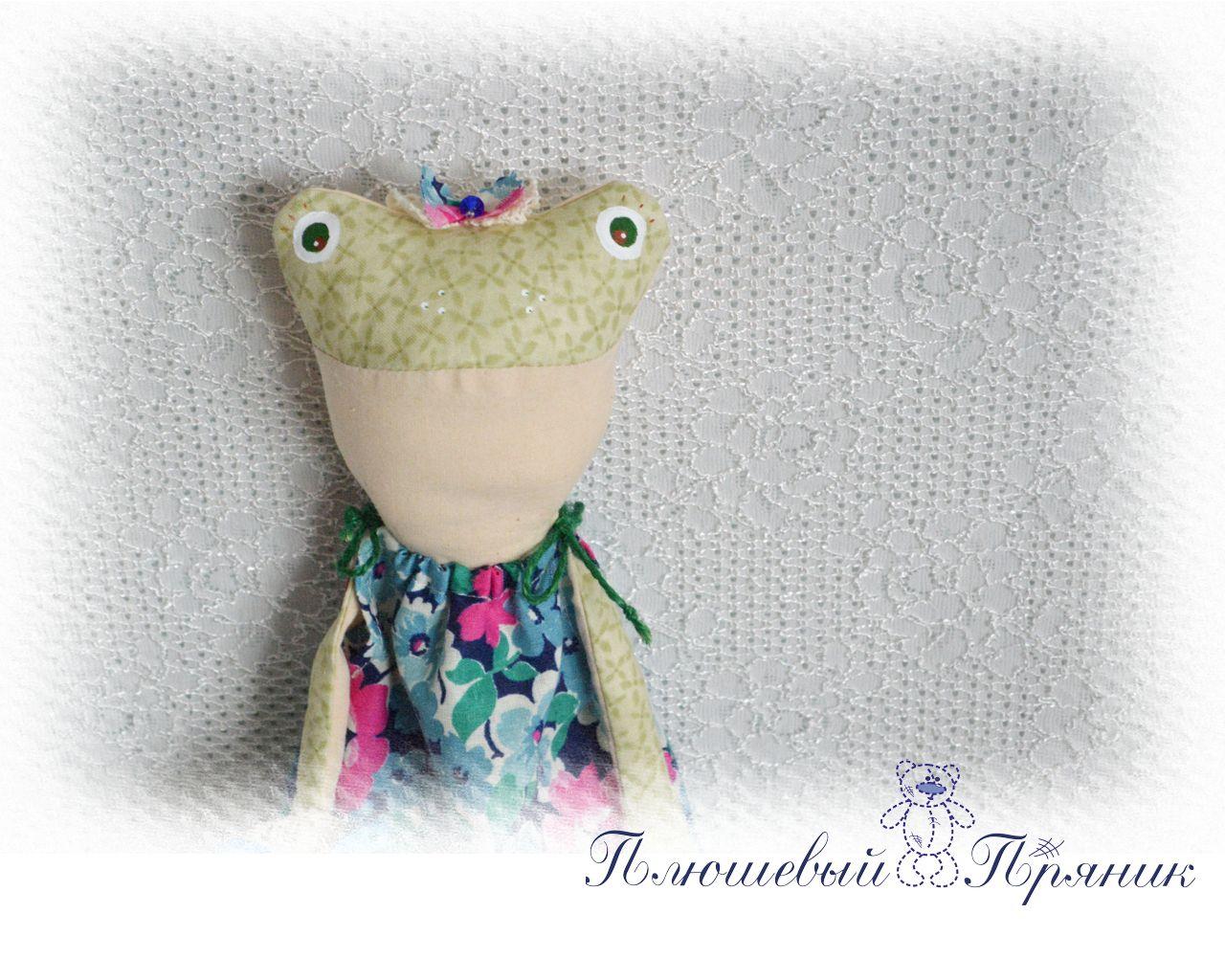 март подарок кукла квакушка весна коллекция лягушка