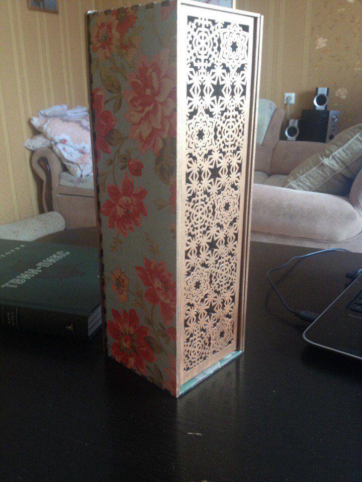коробка вино подарок