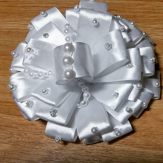 канзаширучнаяработа резиночкидляволос