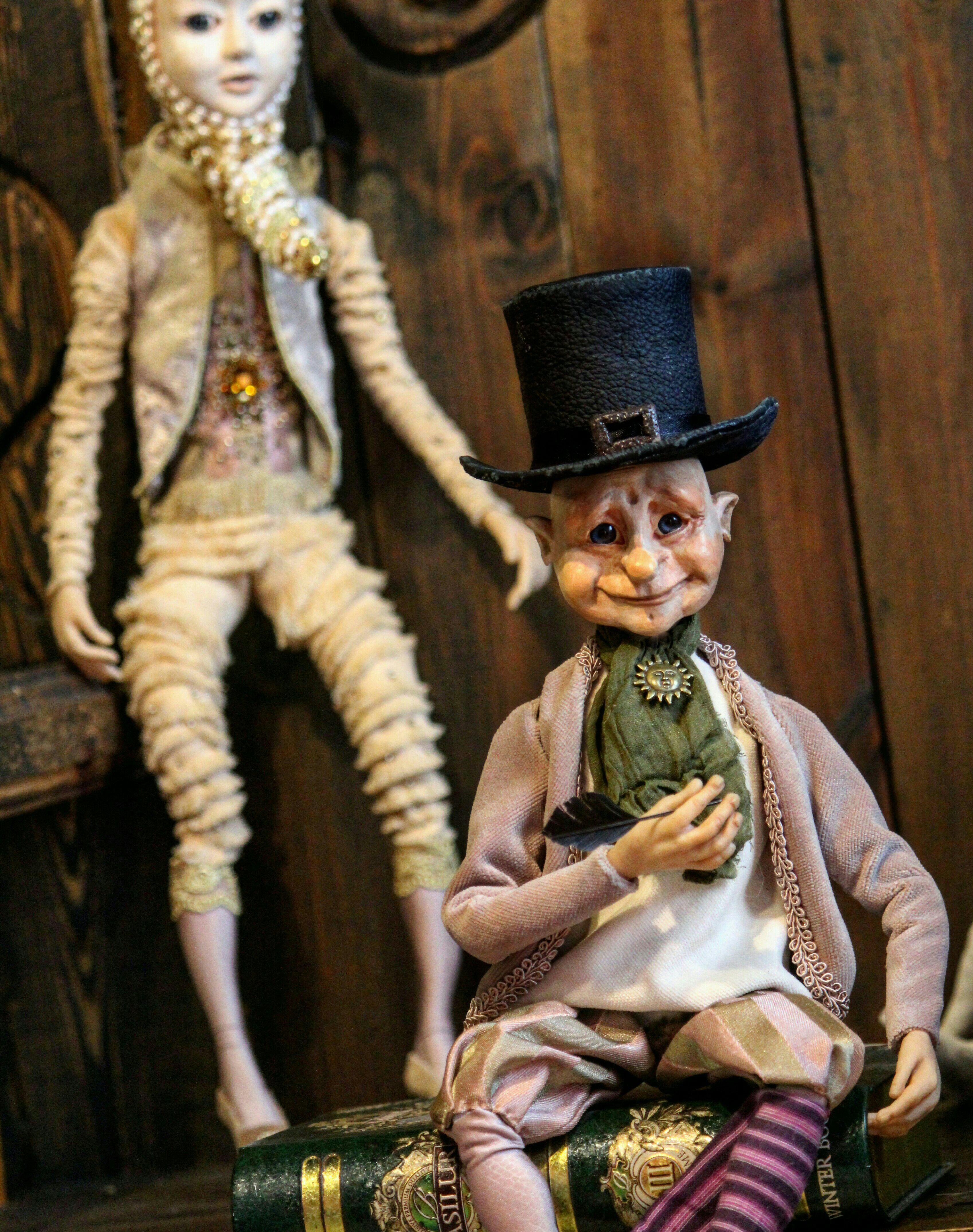 кукластарик авторскаякукла кукласказочник куклавподарок кукла