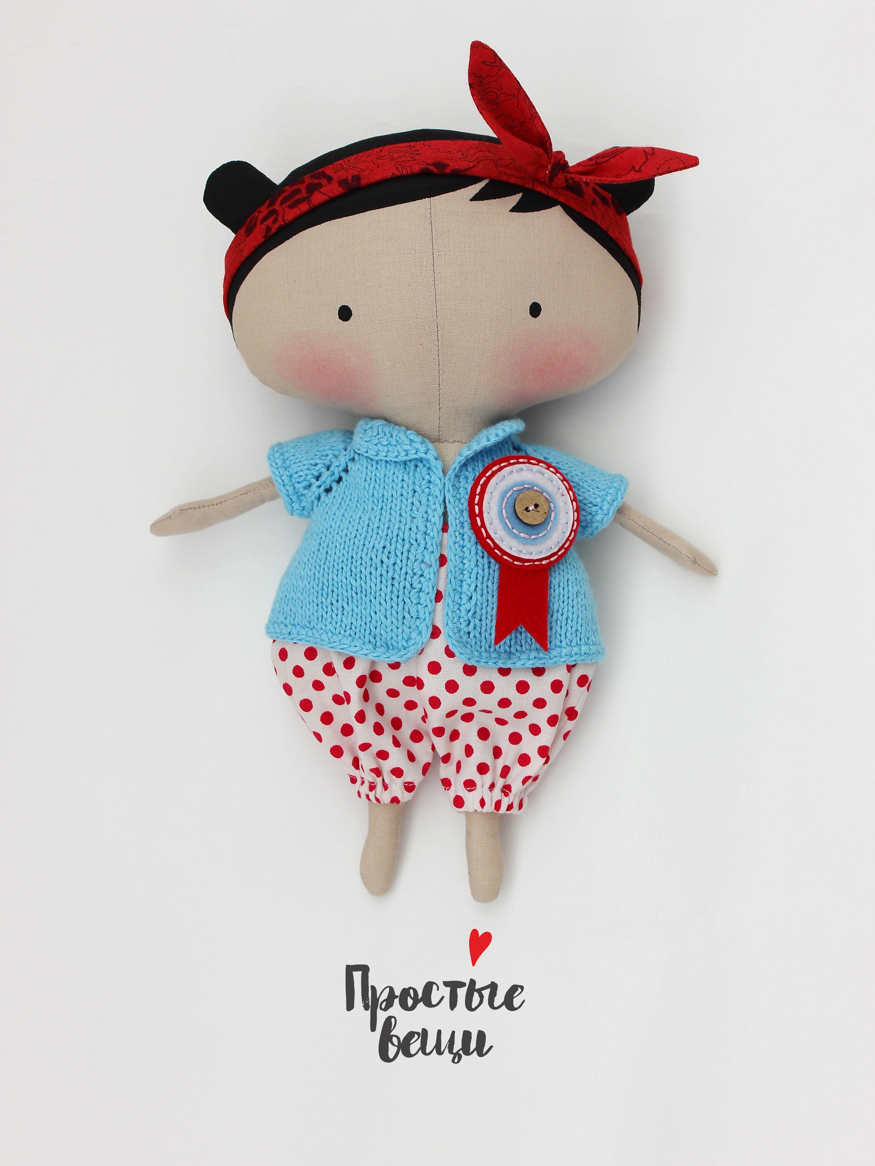 игроваякукла кукла тильда интерьернаякукла