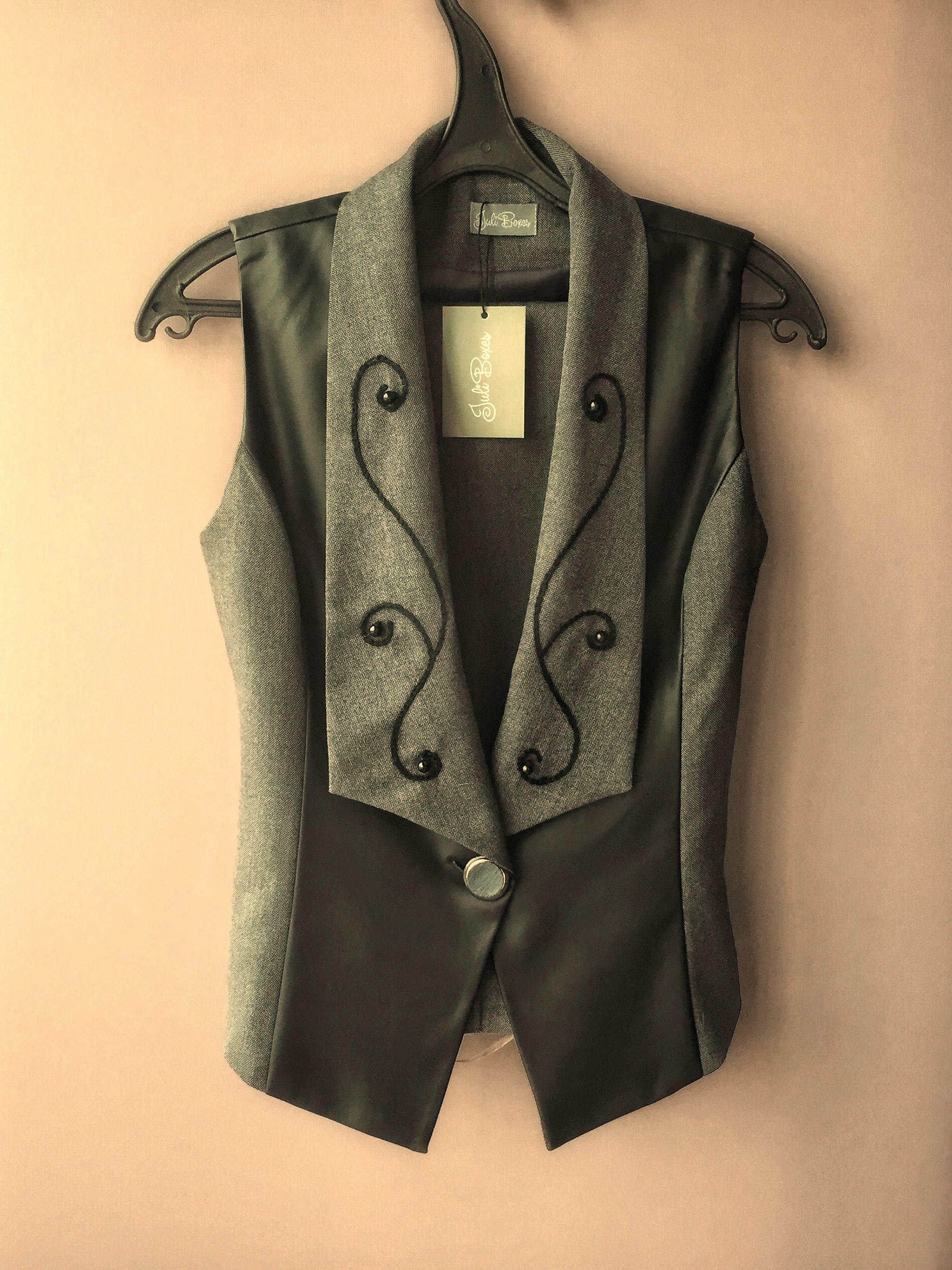 жилет ручнаяработа костюм