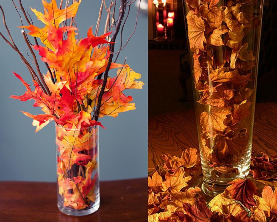 домашний декор осень уют интерьер советы