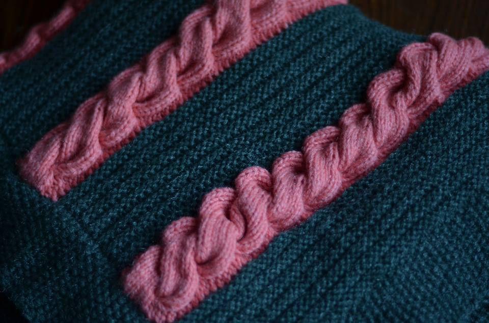вязание ручное