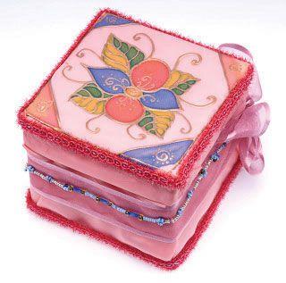 мелочи милые коробка мастеркласс подарки шкатулка