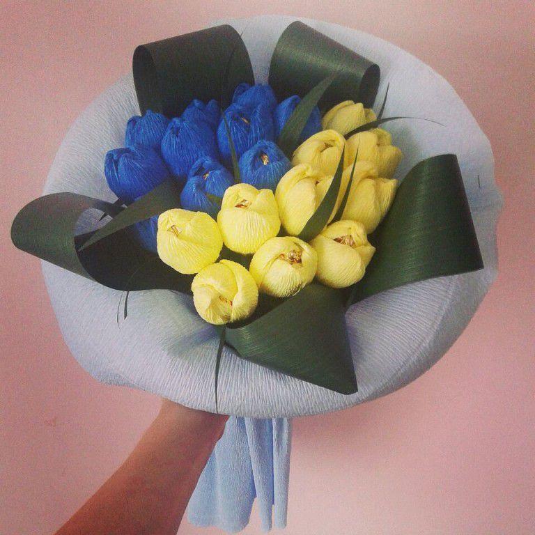 букетизконфет 8марта подарок сюрприз букет деньрождения цветы